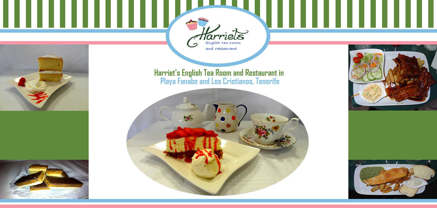 Harriets Tea Room