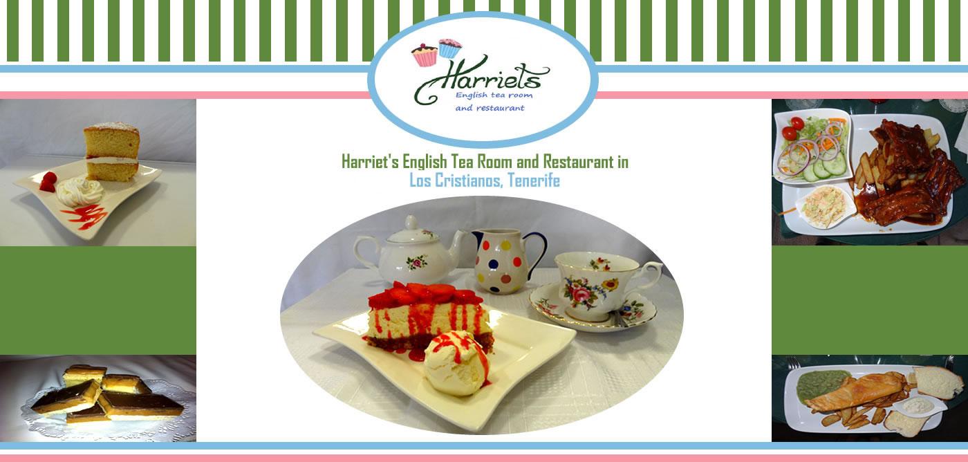 Harriets Tea Room